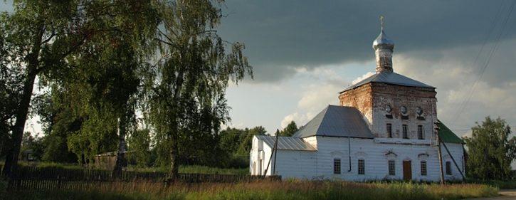 Свято-Никольский приход села Вознесенье Савинского района Ивановской области.